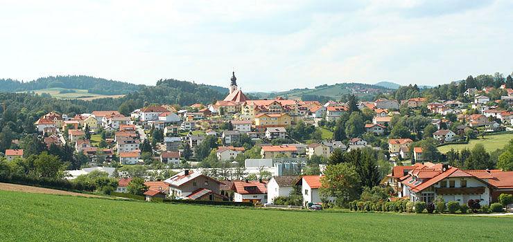 Gemeinde Röhrnbach im Bayerischen Wald