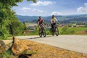 Radfahren im Bayerischen Wald